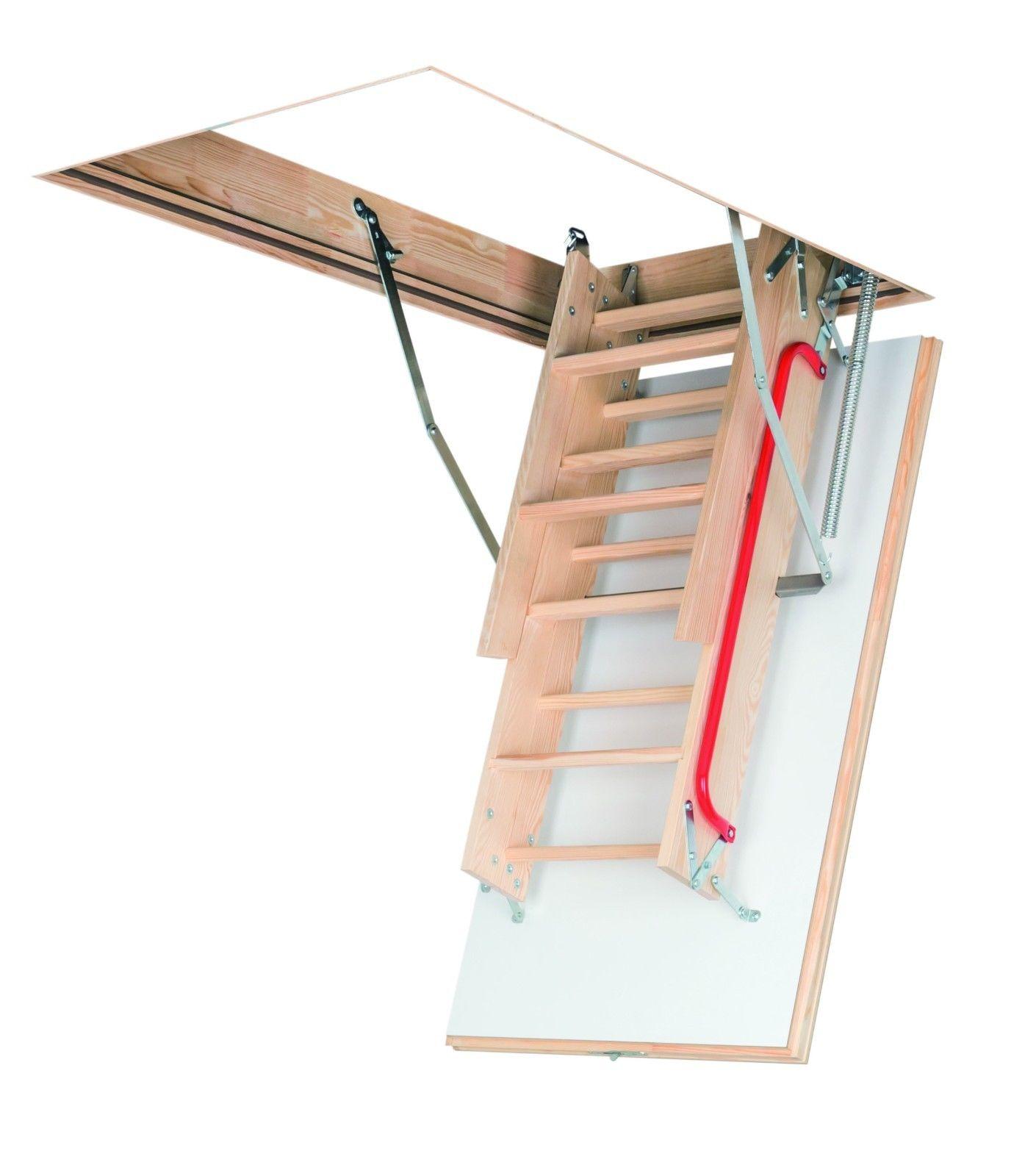 optistep loft ladder hatch 70cm x 120cm ak roof windows. Black Bedroom Furniture Sets. Home Design Ideas