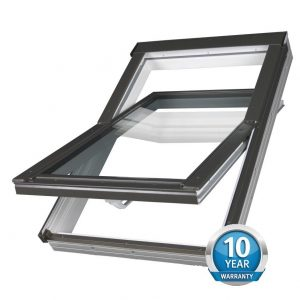 Optilight (Skylight - Roof window) PVC 55x78 with free flashing (warranty)