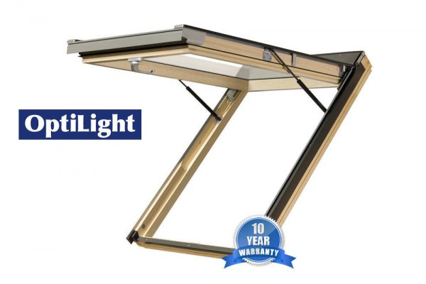 Optilight Top Hung (Skylight - Roof window) 78x98 with free flashing