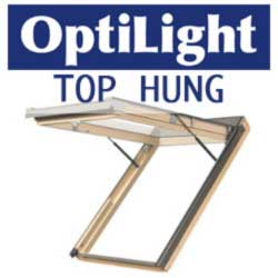 OptiLight Top Hung Escape Access Window