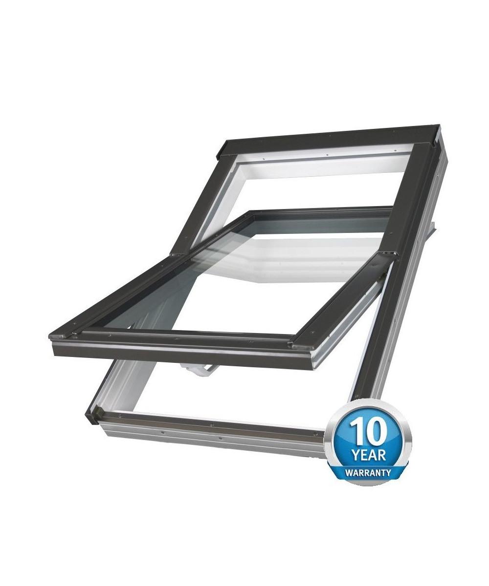 Optilight Skylight Roof Window Pvc 78x98 Ak Roof Windows