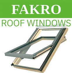 Fakro Roof Window